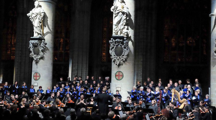 Une grande symphonie belge pour les disparus de 14